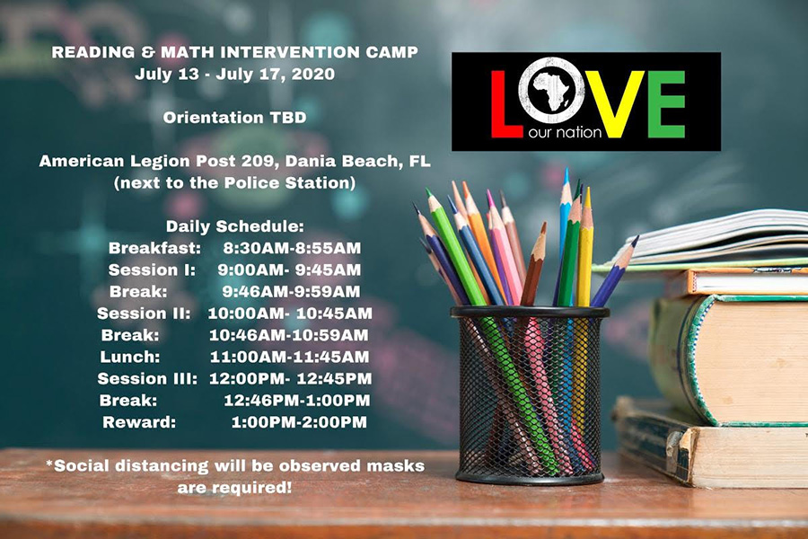 Love Our Nation Summer Camp